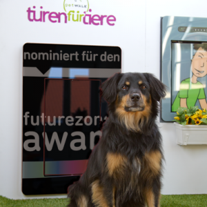 petWALK nominiert für den Futurezone Award