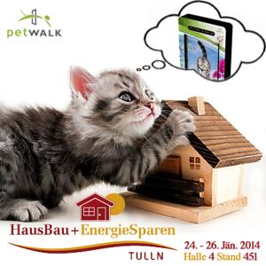 petWALK @ HausBau + EnergieSparen Tulln