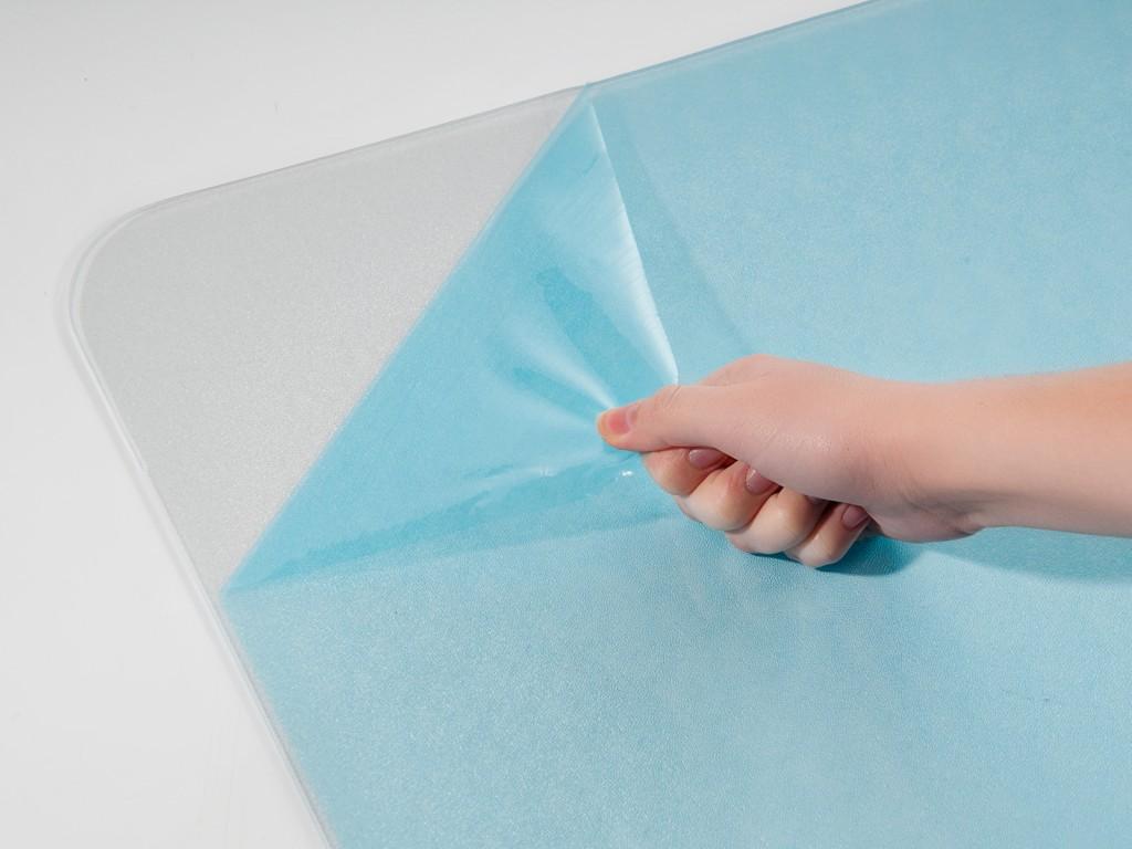 petWALK - remove protective foil