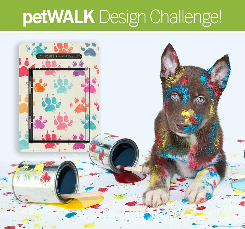 petWALK Design Wettbewerb